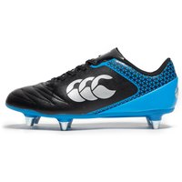 Blue Canterbury Stampede 2.0 Sg Junior Rugby Boots