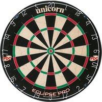 Mens Black Unicorn Eclipse Pro Bristle Dartboard