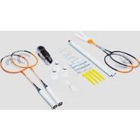 Mens Light Orange Head Badminton Leisure Set