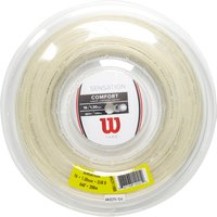 Mens Wilson Sensation 16 (natural) 1.30mm 200m Tennis String Reel
