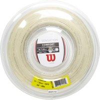 Mens Wilson Sensation 16 (natural) 1.30mm 200m Tennis String Reel