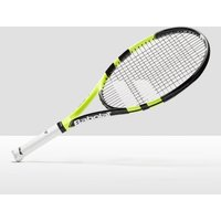 "Black Babolat Aero Junior 25"" Tennis Racket, Black"