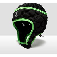 Mens Black Gilbert Falcon 200 Junior Rugby Headguard