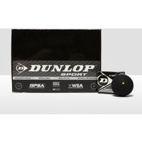 Mens Box Dunlop Competition Squash Balls (12 Ball Box)