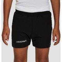Black Kooga Antipodean Ii Junior Rugby Shorts