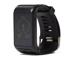 Mens Black Garmin Vivoactive Hr Smartwatch