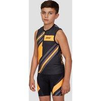 Black Zoot Protege Junior Triathlon Top, Black
