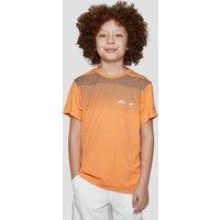 Babolat Performance Crew Neck Junior Tennis T-shirt - orange, orange