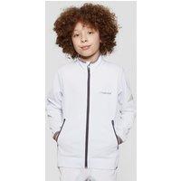 Babolat Performance Junior Jacket - white, white