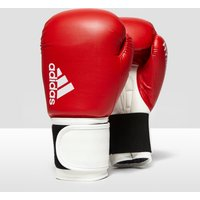 Mens Red Adidas Hybrid 100 Adult Boxing Gloves