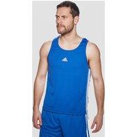 Men's adidas Base Punch Boxing Vest - Blue, Blue
