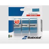 Mens Blue Babolat Vs Original Overgrip (3 Per Pack)