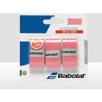 Mens Pink Babolat Vs Original Overgrip (3 Per Pack)