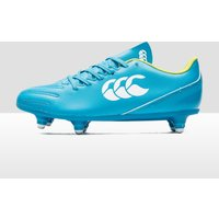 Blue Canterbury Control 2.0 Sg Junior Rugby Boots
