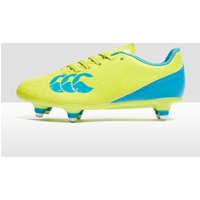 Yellow Canterbury Speed 2.0 Sg Junior Rugby Boots
