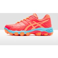 ASICS Gel-Blackheath 6 Junior Hockey Shoes - Red/Orange, Red/Orange