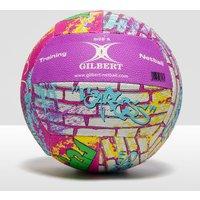 Mens Purple Gilbert George Fisher Signature Training Netball