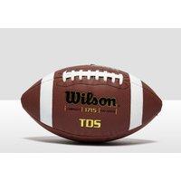 Mens Brown Wilson Tds Composite Football