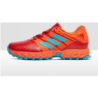 adidas Lux Junior Hockey Shoes - red, red