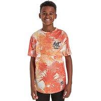 Sonneti Tropical T-Shirt Junior - Orange/Yellow - Kids
