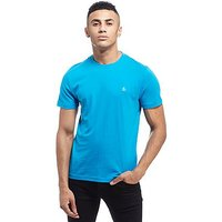 Original Penguin Small Logo T-Shirt - Blue - Mens