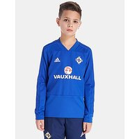 adidas Northern Ireland 2018 Training Top Junior - Blue - Kids