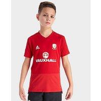 adidas FA Wales 2018 Training Shirt Junior - Red - Kids
