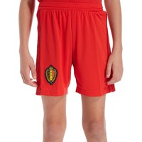 adidas Belgium 2018 Home Shorts Junior - Red - Kids, Red