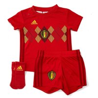 adidas Belgium 2018 Home Kit Infant - Red - Kids, Red