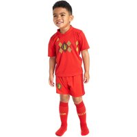 adidas Belgium 2018 Home Kit Children - Red - Kids, Red