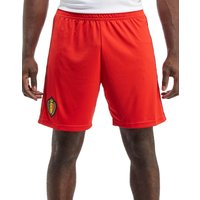 adidas Belgium 2018 Home Shorts - Red - Mens, Red