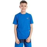 The North Face Reactor T-Shirt Junior - Blue - Kids