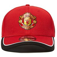New Era Caddy Manchester United 39THIRTY Cap - Red - Mens