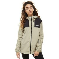 The North Face Panel Wind Jacket - brown/black - Womens