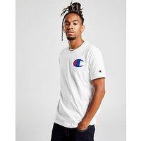 Champion Back Logo T-Shirt - white - Mens