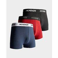 McKenzie Wyatt 3 Pack of Boxer Shorts - Herren