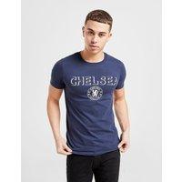 Official Team Chelsea FC Badge T-Shirt - Navy - Mens, Navy