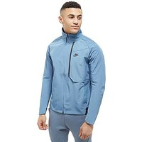 Nike Tech Woven Track Jacket - Blue - Mens