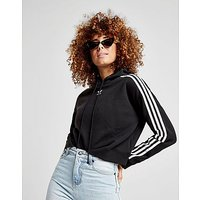 adidas Originals Cropped California Hoodie - black - Womens