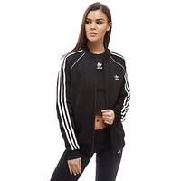adidas Originals Superstar Track Top - black - Womens