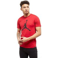 Jordan Jumpman T-Shirt - Red/Black - Mens