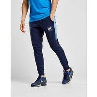 Nike Air Fleece Pants - Obsidian/Light Blue - Mens