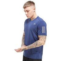 adidas Response Short Sleeved T-Shirt - Indigo - Mens