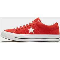 Converse One Star Suede - Red/White - Mens