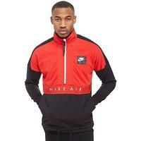 Nike Air 1/2 Zip Jacket - Red/Black - Mens