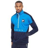 Nike Air 1/2 Zip Jacket - Blue/Navy - Mens