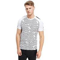 Nike Academy GPX T-Shirt - White/Black - Mens