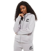 Nike Air Full Zip Hoodie - grey - Womens