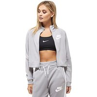 Nike N98 Track Top - Grey/White - Womens