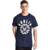 Official Team Dublin T-Shirt - Navy - Mens, Navy